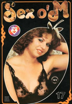 Silwa Sex o'M 17 (Magazine) cover