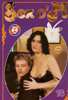Silwa Sex o'M 18 (Magazine) cover