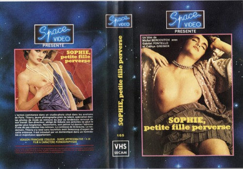 Sophie Petite Fille Perverse (1978) cover