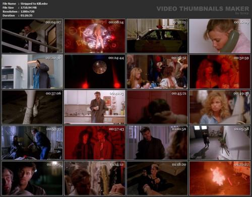 Stripped to Kill (1987) screencaps
