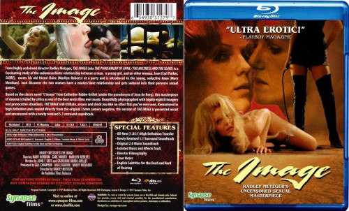 The Image / The Punishment of Anne (Better Quality) (1975) cover