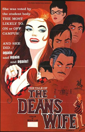 The Tale of the Dean's Wife (Better Quality) (1970) cover