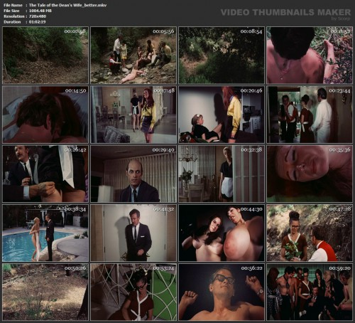 The Tale of the Dean's Wife (Better Quality) (1970) screencaps
