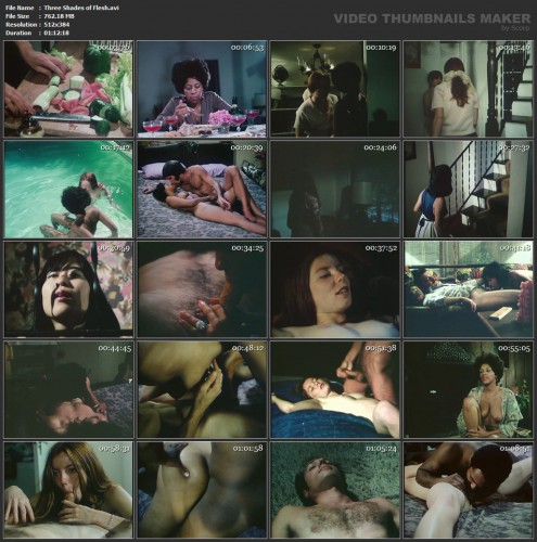 Three Shades of Flesh (1976) screencaps