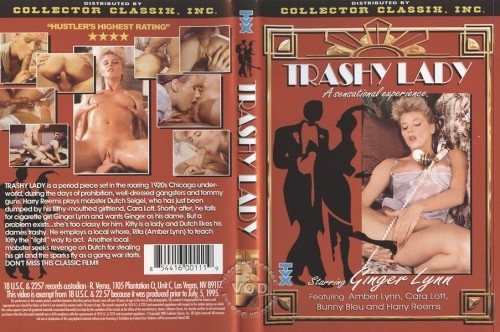 Trashy Lady (1985) cover