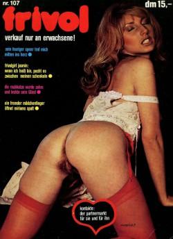 frivol 107 (Magazine) cover