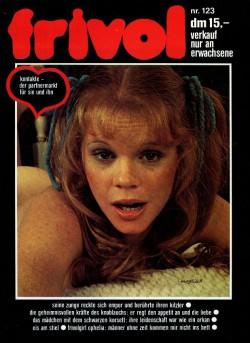 frivol 123 (Magazine) cover