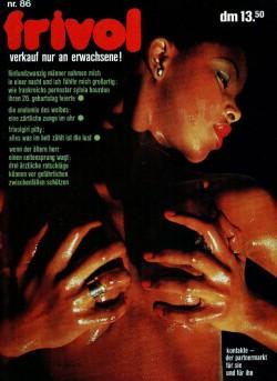 frivol 86 (Magazine) cover