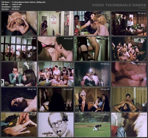 6 Schwedinnen hinter Gittern (BDRip) (1980) screencaps