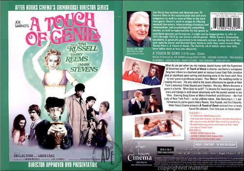 A Touch of Genie (1974) cover