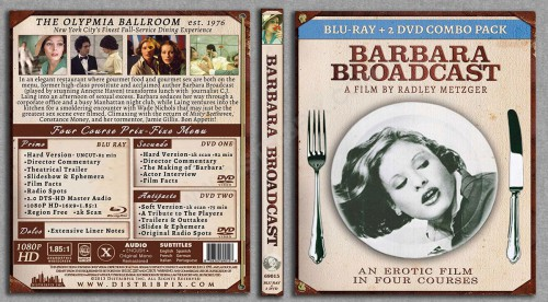 Barbara Broadcast (1977) cover