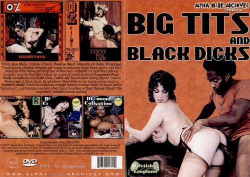 Big Tits And Black Dicks (1975) cover