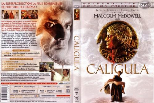 Caligula (1979) cover