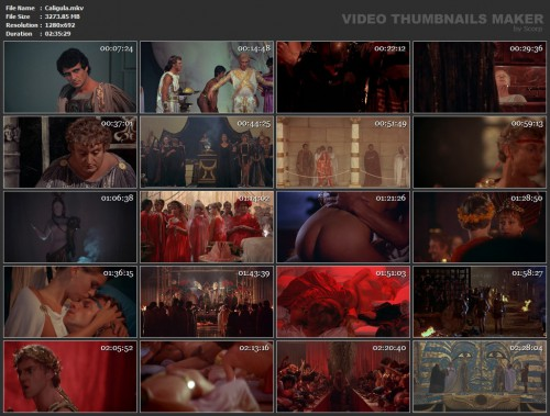 Caligula (1979) screencaps