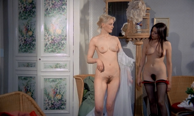 Lina romay pamela stanford celestine maid at your service - 1 part 9