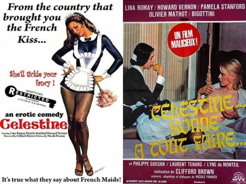Celestine (BDRip) (1974) cover