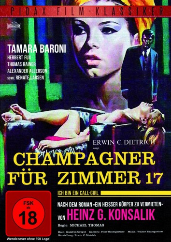 Champagner fur Zimmer 17 (Better Quality) (1969) cover