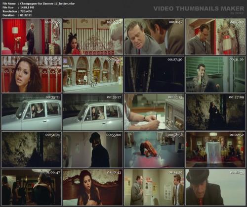 Champagner fur Zimmer 17 (Better Quality) (1969) screencaps