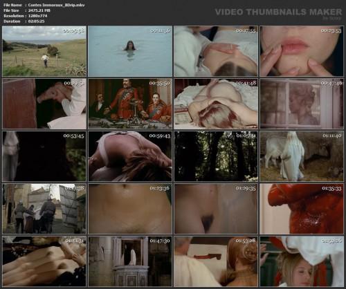 Contes Immoraux (BDRip) (1974) screencaps