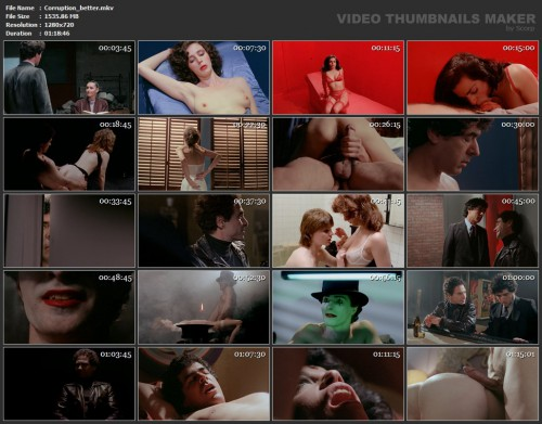 Corruption (Better Quality) (1983) screencaps