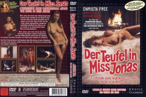 Der Teufel in Miss Jonas (BDRip) (1976) cover