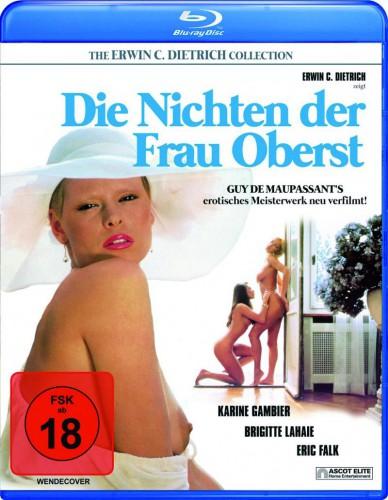 Die Nichten der Frau Oberst (1980) cover