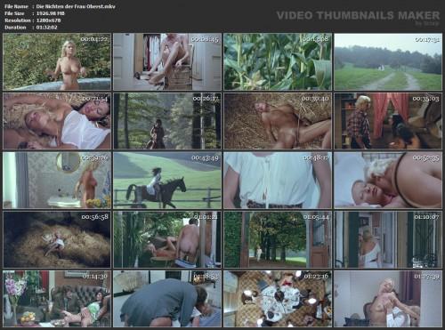Die Nichten der Frau Oberst (1980) screencaps