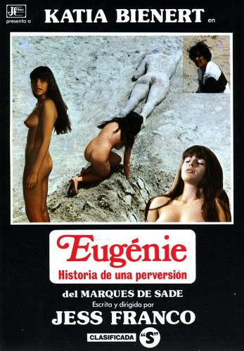 Eugenie (Historia de una perversion) (1980) cover