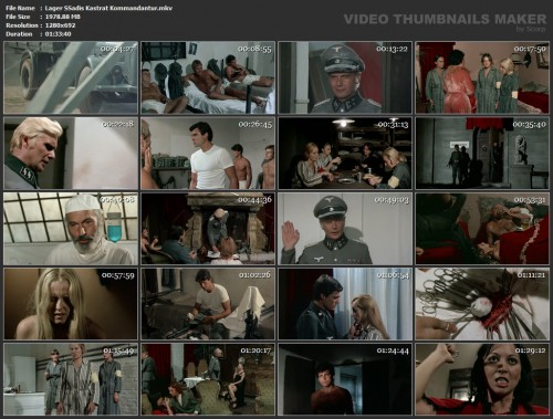 Lager SSadis Kastrat Kommandantur (1976) screencaps