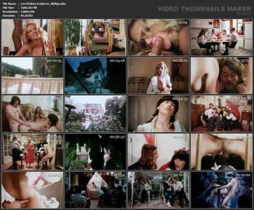 Les Petites Ecolieres (BDRip) (1980) screencaps