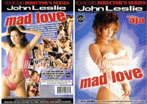 Mad Love (1988) cover