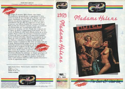 Madame Helene (1981) cover