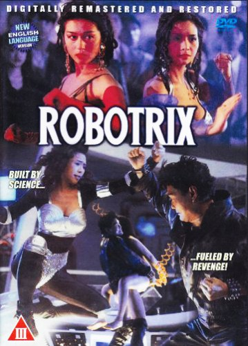 Robotrix (1991) cover