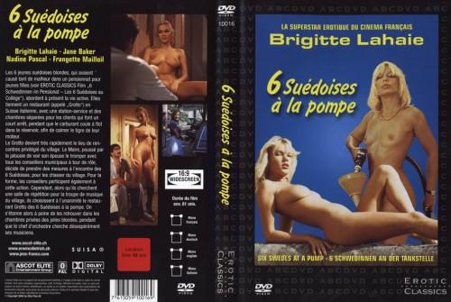 Sechs Schwedinnen von der Tankstelle (BDRip) (1980) cover