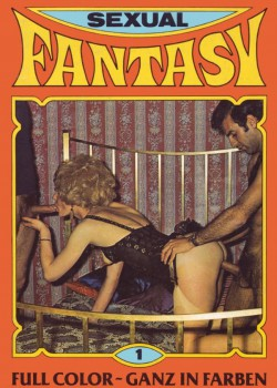 Sexual Fantasy 01 (Magazine) cover