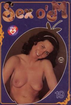Silwa Sex o'M 19 (Magazine) cover