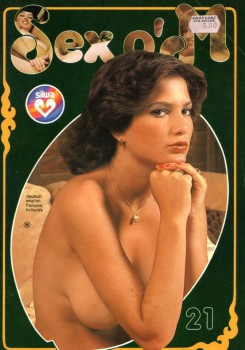 Silwa Sex o'M 21 (Magazine) cover