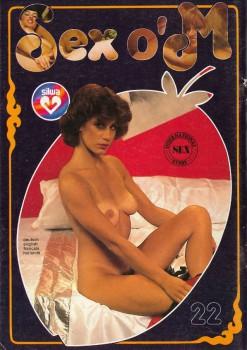 Silwa Sex o'M 22 (Magazine) cover
