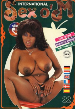 Silwa Sex o'M 22 (International) (Magazine) cover