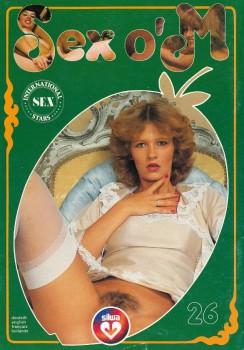 Silwa Sex o'M 26 (Magazine) cover