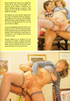 Silwa Sex o'M 32 (International) (Magazine) screenshot 4