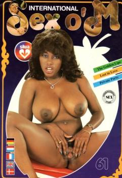 Silwa Sex o'M 61 (International) (Magazine) cover