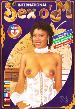Silwa Sex o'M 76 (International) (Magazine) cover