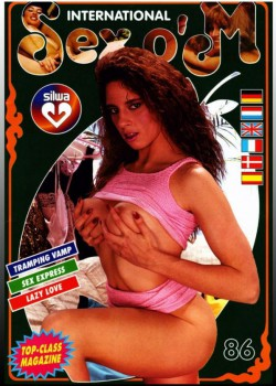 Silwa Sex o'M 86 (International) (Magazines) cover