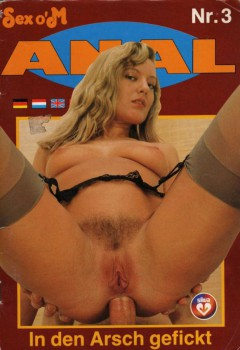 Silwa Sex o'M Anal 03 (Magazine) cover