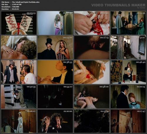 The Jekyll and Hyde Portfolio (1971) screencaps