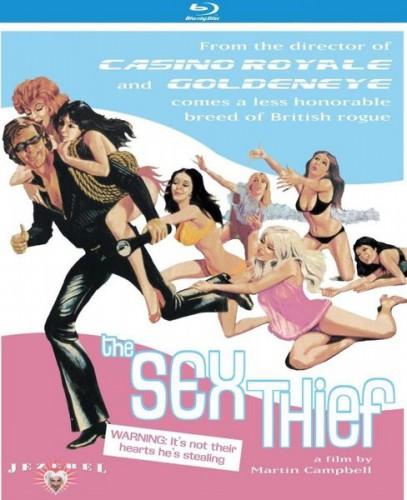 The Sex Thief (BDRip) (1974) cover