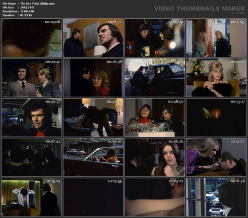 The Sex Thief (BDRip) (1974) screencaps