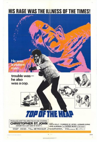 Top of the Heap (1972) cover