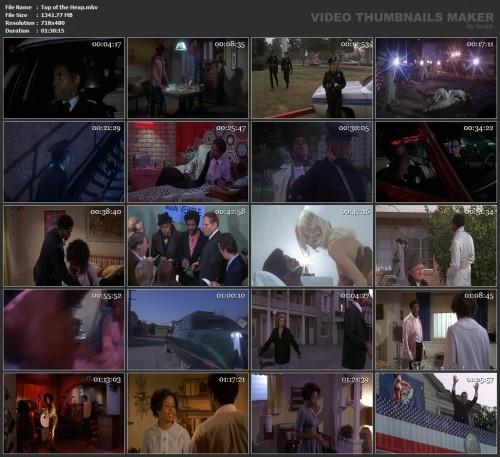 Top of the Heap (1972) screencaps